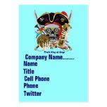 El logotipo dual del carnaval ve por favor notas plantillas de tarjetas de visita