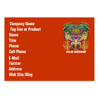El logotipo dual del tema del fiesta ve por favor tarjeta personal