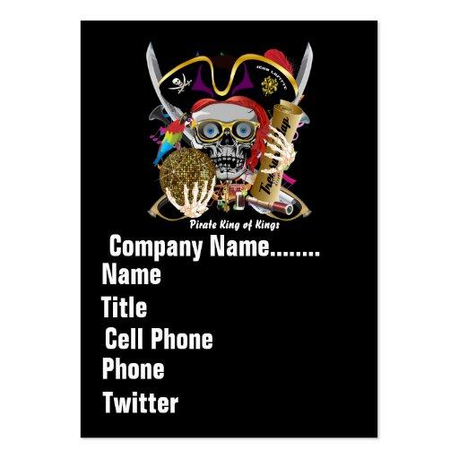 El logotipo dual del tema del negocio ve por favor plantilla de tarjeta personal