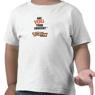 ¿El logotipo oficial de Toontown es usted Toon Camiseta
