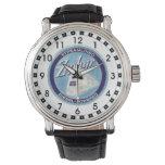 El logotipo pionero 1934 del Zephyr Reloj De Mano