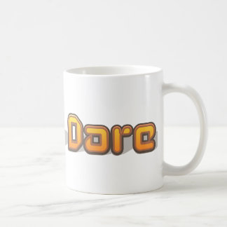 El logotipo taza básica blanca