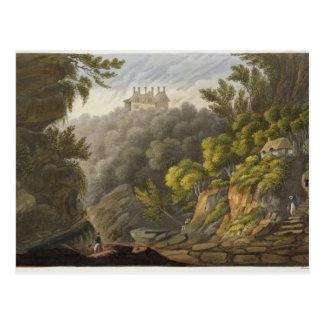 El lomo de Shanklin, 'de la isla del Wight ilustra Tarjetas Postales