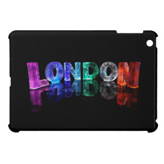 El Londres conocido en 3D se enciende (la fotograf iPad Mini Cárcasas