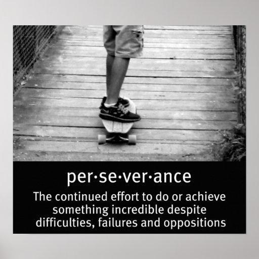 El Longboarding adolescente Posters