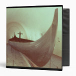 El longship de Gokstad (madera)
