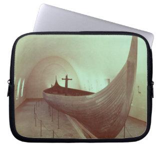 El longship de Gokstad (madera) Fundas Computadoras