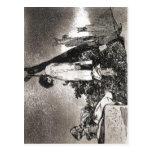 El Los desastres de la guerra, platea 36 Goya, Tam Tarjetas Postales