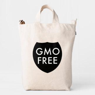 EL LOTE LIBRE DE GMO/RECICLA LA MUESTRA BOLSA DE LONA DUCK