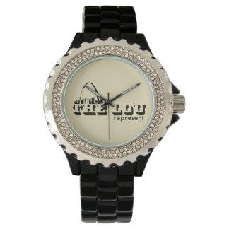 El Lou St. Louis representa Relojes De Mano