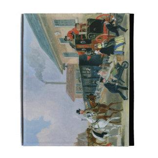 El Louth-Londres Royal Mail que viaja en tren fran