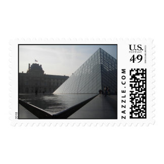 El Louvre es cerrado el martes Sello