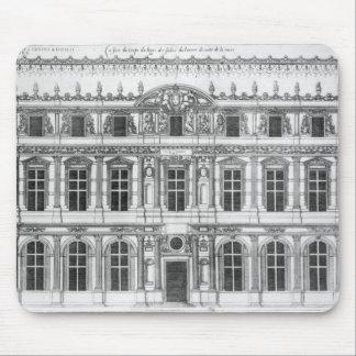 El Louvre Tapetes De Ratones