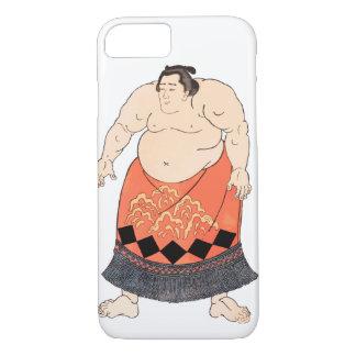 El luchador del sumo funda iPhone 7