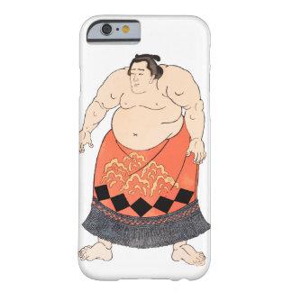 El luchador del sumo funda para iPhone 6 barely there