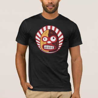 El Luchador Loco Mexican Wrestling t-shirt