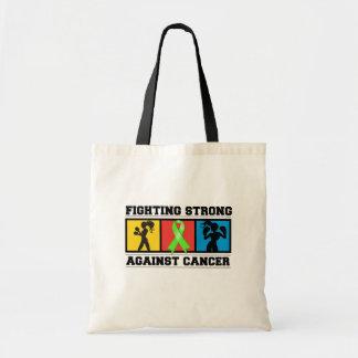 El luchar del cáncer del linfoma Non-Hodgkin fuert Bolsa