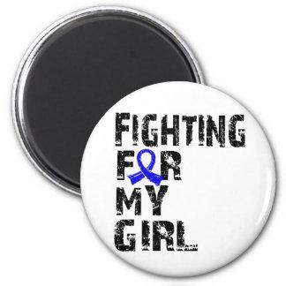 El luchar para mi artritis reumatoide 21 del chica imán de nevera