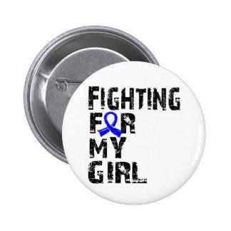 El luchar para mi artritis reumatoide 21 del chica pin