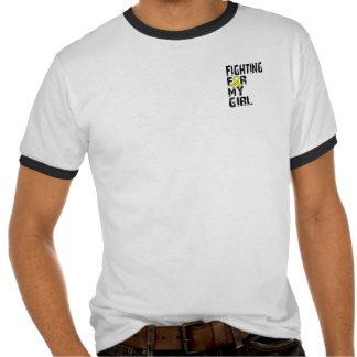 El luchar para mi endometriosis 21 del chica camisetas