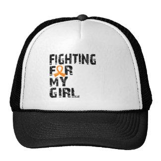 El luchar para mi ms 21 del chica gorras