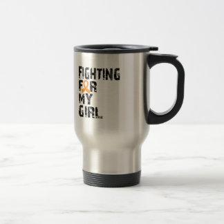 El luchar para mi ms 21 del chica taza