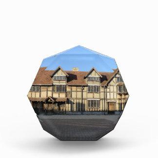 El lugar de nacimiento de Shakespeare en Stratford