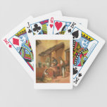 El lugar del agua (Tortugo) Baraja Cartas De Poker