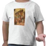 El lugar del agua (Tortugo) Camisetas