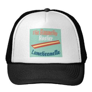 El Luncheonette lascivo de la lonja Gorro De Camionero