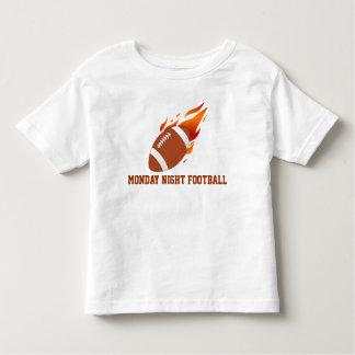 El lunes por la noche camisetas del niño del