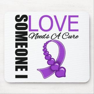 El lupus alguien amor de I necesita una curación Tapete De Ratón