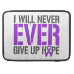 El lupus I dará nunca nunca para arriba esperanza Fundas Macbook Pro