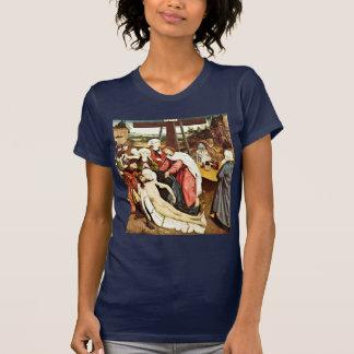 El luto de Cristo por la salchicha de Frankfurt Sc Camiseta