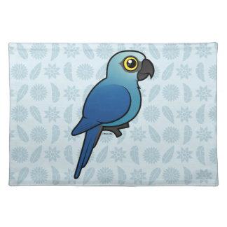 El Macaw de Spix Mantel Individual