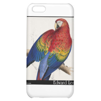 El Macaw rojo y amarillo de Edward Lear