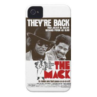 El Mack oficial con referencia al cartel de pelícu