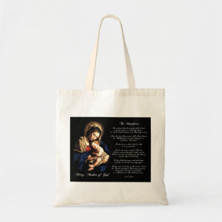 El Magnificat - Madonna y bolso del personalizado  Bolsas