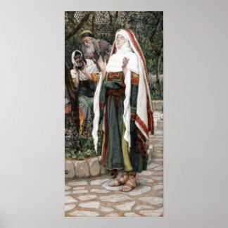 El Magnificat Póster