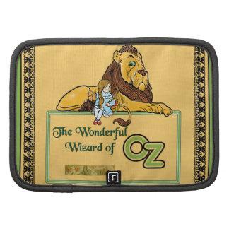 El mago de Oz maravilloso Planificador