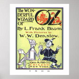 El mago de Oz maravilloso Poster