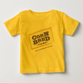 El maíz crió la camiseta del niño de las películas