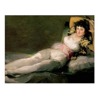 El Maja vestido, c.1800 Postales