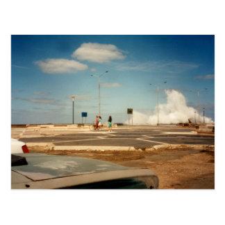 EL Malecón - La Habana - Cuba Tarjetas Postales