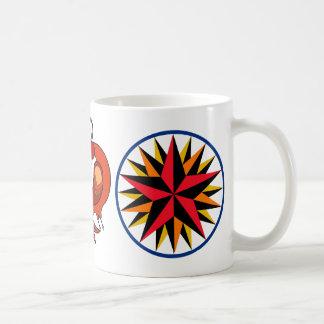 El MALEFICIO firma - el dialecto de Pennsylvania 1 Taza De Café