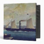 """El """"Mallorcan"""", nave en el cual George Sand y Cho"""
