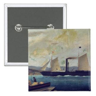 """El """"Mallorcan"""", nave en el cual George Sand y Cho Pin Cuadrado"""