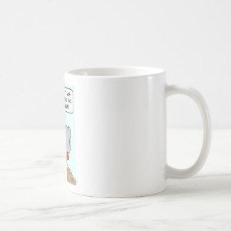 el mandamiento de Moses improvisa Tazas De Café