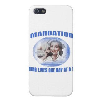 El Mandation-Arruinar vive un día a la vez iPhone 5 Coberturas