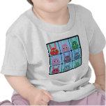 El manojo del conejito camisetas